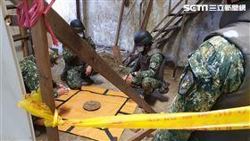 未爆彈,安平古堡,國軍,警方
