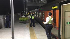 台鐵發生死傷事故。(圖/台鐵提供)