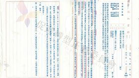促進轉型正義委員會調查台大教授陳文成命案,在臉書公布警總當年監聽陳文成的監聽紀錄「彩虹資料」。(圖/翻攝自facebook.com/twtjc)