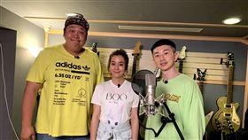 莎莎,唱歌,走音王,單曲。圖/TVBS提供