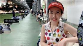 ▲女星「綸綸」黃巧綸加入百日百桿訓練營。(圖/翻攝自高爾夫雜誌-Nihao)