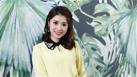 葉芷娟接受三立新聞網專訪 記者林聖凱攝影