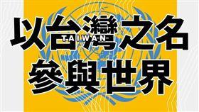 時代力量呼籲以台灣之名加入聯合國(圖/翻攝自時代力量臉書)