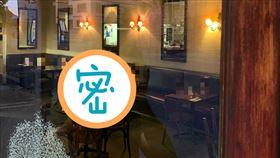 封城還有人到餐廳「群聚」?路人怒報警…真相曝光糗大了,假人頭,澳洲(圖/翻攝自Continental Cafe臉書)
