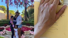 NBA/柯比留禮物給妻:給一生摯愛 NBA,Kobe Bryant,Vanessa Bryant,禮物,天使 翻攝自Vanessa Bryant IG
