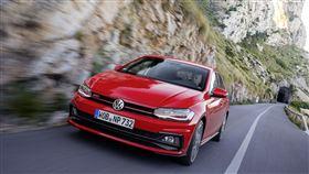 ▲2020新年式The Polo GTI。(圖/Volkswagen提供)