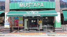 新加坡小印度區的慕斯達法超市恢復營運