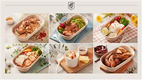 台北喜來登大飯店進駐新莊棒球場餐飲櫃位,提供豐富餐點選擇。(圖/富邦悍將提供)