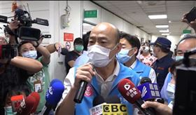 ▲韓國瑜聲請「罷韓」停止執行被駁,提起抗告,最高行政法院裁定駁回確定。(圖/翻攝畫面)