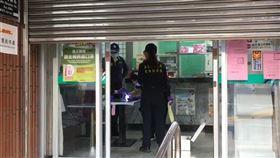 嘉義,郵局,搶劫(圖/翻攝畫面)
