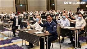 林佳龍,交通部長,0508出席全國計程車業司機基本職能提升轉型培訓,(圖/記者劉沛妘攝影)