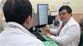 名家專用/NOW健康/廖俊厚醫師說明,海福刀能降低術後疼痛、出血量,攝護腺組織並未全部切除,且能針對第1至2期的攝護腺癌病患進行局部精準治療。。(勿用)