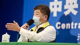 0507 CDC 疾管署 指揮中心 記者會 張上淳 陳時中 陳宗彥