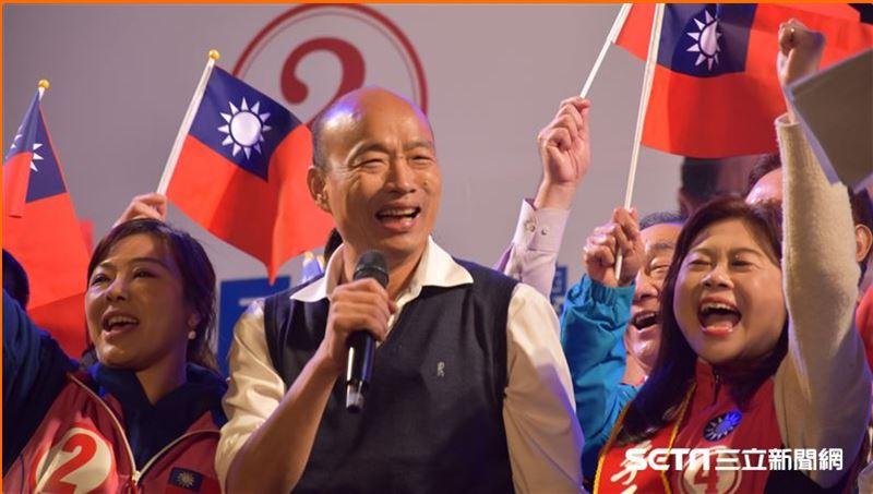 五千年一遇 他讚:韓國瑜是政治奇才