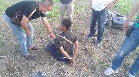 搶奪印尼看護皮包 台南泰籍移工被逮送