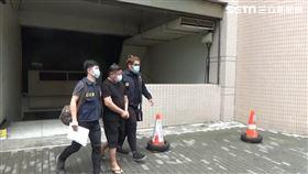 新北市張男佯裝賣口罩詐騙台商200萬元遭逮。(圖/翻攝畫面)