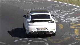 ▲Porsche Cayenne Coupe GTS(圖/翻攝statesidesupercars Youtube)