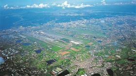 桃園航空城。(圖/翻攝自維基百科)