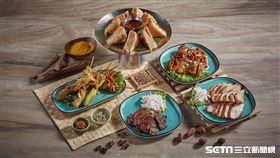 泰國菜,泰式料理。(圖/香茅廚提供)