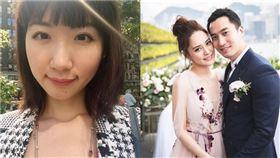 廣告小妹,阿嬌,賴弘國,離婚,提告(圖/翻攝自賴弘國IG、廣告小妹臉書