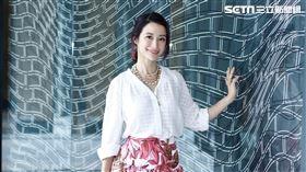 李蒨蓉接受三立新聞網專訪 記者林聖凱攝影