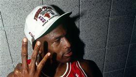 Michael Jordan。(圖/翻攝自NBA官方推特)