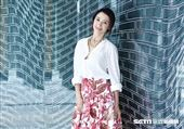 李蒨蓉接受三立新聞網專訪。(圖/記者林聖凱攝影)
