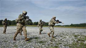 士兵,外國兵,戰爭,鬥毆(圖/翻攝自pixabay)