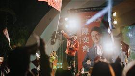 陳柏惟,國會,台灣基進,陳奕齊,台灣基進 圖/翻攝自臉書
