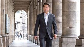 湯姆克魯斯演出《不可能7》在威尼斯取景。(圖/翻攝自湯姆克魯斯IG)
