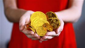 有錢,富翁,富豪,發財,發大財,錢。(圖/翻攝自unsplash)