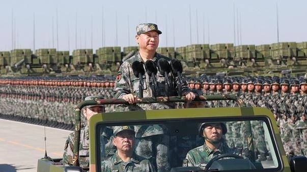 軍力足夠就會打台灣!學者:中共從沒打算和平統一