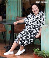 鍾欣凌「我的婆婆怎麼那麼可愛」媒體聯訪。(記者邱榮吉/攝影)