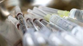 疫苗示意圖(Pixabay)