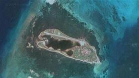東沙島,東沙群島(圖/翻攝自google map)