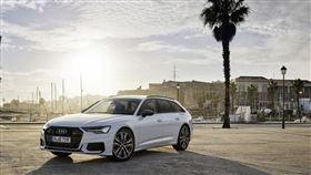 ▲A6 Avant TFSI e quattro。(圖/翻攝Audi網站)