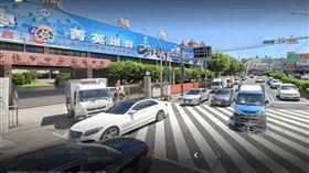 新北市,中華中學,職棒,王建民(圖/翻攝自google map)