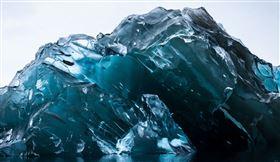 南極,冰山,翻轉,攝影師,Alex Cornell,海底冰山。(圖/翻攝自alexcornell網站)