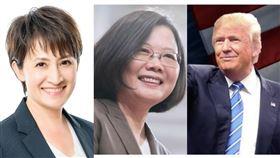 傳蕭美琴派任駐美代表…日本記者驚揭3關鍵:可能有川蔡會(組合圖/資料照)