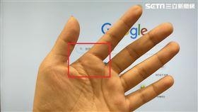 手掌、手相、木星丘(示意圖/資料照)