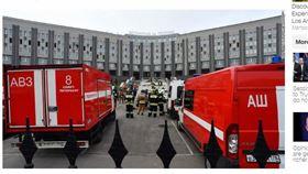 「共用呼吸器」短路 5病患燒成焦屍 俄羅斯,聖彼得堡,武漢肺炎,呼吸器,短路,火災 翻攝自《CNN》