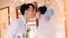 吳尊,林麗吟(林麗瑩),婚前21天(圖/翻攝自微博)