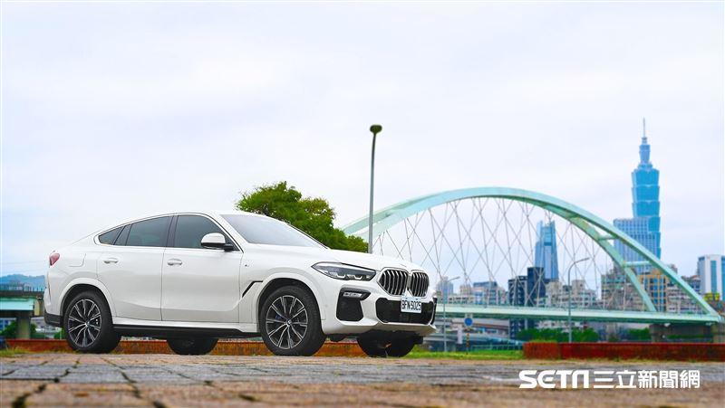 影/新世代跑旅指標 BMW X6試駕剖析