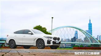 跑旅專業戶 BMW X6大改款解析