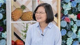 蔡英文、唐綺陽(圖/Yahoo TV提供)