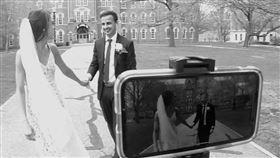 美國,婚禮策劃服務,Wedfuly,Zoom,新人,虛擬婚禮,科技,婚禮 圖/Zoom提供