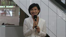 文化部長鄭麗君。(圖/記者盧素梅攝影)
