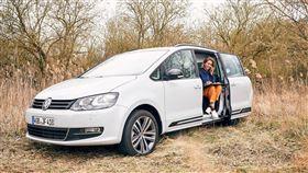 ▲福斯The Sharan。(圖/Volkswagen提供)