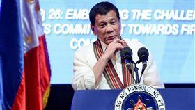 菲律賓一週內出現至少4起網友誹謗或揚言買凶殺害總統杜特蒂(圖)被捕的案例。(圖取自facebook.com/rodyduterte)