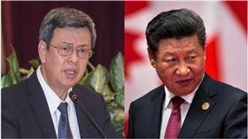 ▲▲陳建仁表示,中國要解決武漢肺炎的問題,最重要就是要公開透明。(組合圖/資料照)
